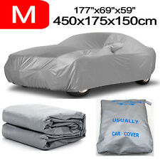 Full Car Cover Dust Rain UV Protection Resistant For Chevrolet Aveo Corsa Sedan