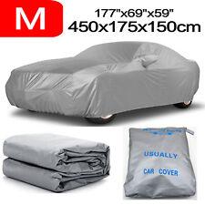Full Car Cover Dust Rain UV Protection Resistant For Chevrolet Aveo Corsa Sedan