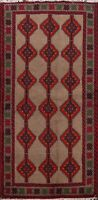 Geometric Balouch Tribal Hand-knotted Wool Area Rug Classic Oriental Carpet 4x6