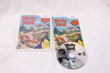Nintendo Wii - Wacky Races Crash & Dash - Complete