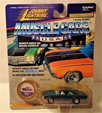Johnny Lightning Muscle Cars USA 1966 Chevy Malibu Limited Edition 20,000