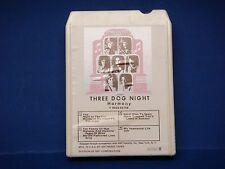 Three Dog Night,8 Track Tape, Tested,Harmony,You Night The City Never Been Spain