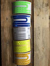 Xiaomi M365 5 Kits de 4 stickers réfléchissants 5 couleurs