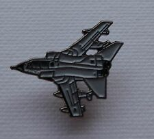 Metal Enamel Pin Badge Brooch RAF Tornado Royal Air Force Attack Fighter Plane