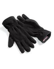 John Richmond Guanti Damen Herren Winter Wolle Handschuhe Fingerlos Stulpen Gr.M
