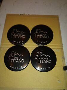 Monte Titano Wheel Center Cap MG-P17M062