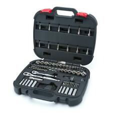 Mechanics Tool Set (92-Piece) Includes Ratchets, Sockets, Accessories With Case