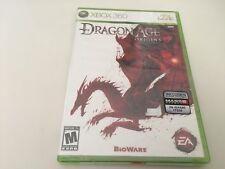 Dragon Age: Origins (Microsoft Xbox 360, 2009) NEW