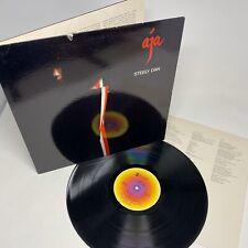 Steely Dan AJA Vinyl LP Record Terre Haute Pressing VG+
