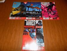 """Winter Soldier #1, #2, #3, #5 """"The Bitter March"""" (lot of 4) ~ 2014 ~ Remender NM"""