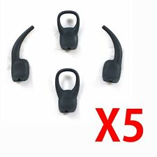 HXB4P5 NEW MOTOROLA Endeavor HX1 EAR BUD BUDS TIP TIPS GEL GELS HOOK EARBUDS 4PC