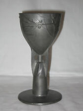 KAYSERZINN Jugendstil Zinn Pokal 4646 1900 art nouveau deco pewter WMF
