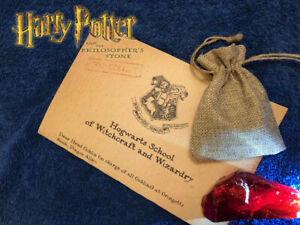 Harry Potter Philosophers Sorcerers Stone Prop Replica, Wizarding World Hogwarts