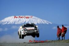 Juha Kankkunen Toyota Celica Turbo 4WD Winner Safari Rally 1993 Photograph 2