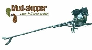 The ALL-NEW Mud-Skipper 5-7HP Long Tail Motor Drive System - Does Not Include En