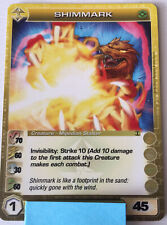 Chaotic TCG Shimmark Mipedian Stalker First Edition Card - Rare Unused Code