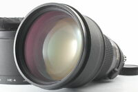 Rare [ Almost Mint ] Nikon Nikkor AI-S AIS 200mm f/2 ED Lens For SLR From JAPAN