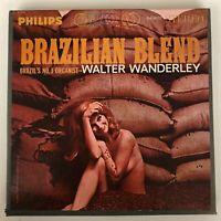 WALTER WANDERLEY Brazilian Blend PTC6227 Reel To Reel 7 1/2 IPS Phillips