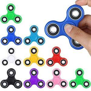 Fidget Finger Spinner Hand Focus Ultimate Spin EDC Bearing Stress Releif Toys