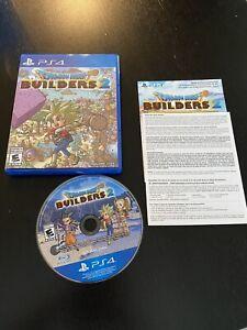Dragon Quest Builders 2 (Sony PlayStation 4, 2019)