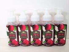 Bath Body Works Hand Soap Fresh Picked Pink Passionfruit  x5