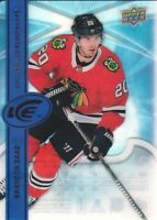 2017-18 Upper Deck Ice #35 Brandon Saad Chicago Blackhawks