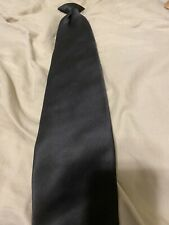New listing Basic Editions Black Clip-on Tie