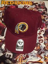 Washington Redskins NFL Clean Up Hat Cap Adjustable Retired Logo Football Team