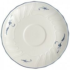Villeroy & and Boch VIEUX OLD LUXEMBOURG saucer for tea cup 16cm NEW NWL