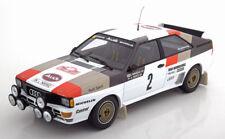 Minichamps Audi Quattro A1 Rally Monte Carlo 1983 Mikkola/Hertz #2 1/18 LE300