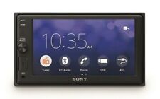 """SONY XAVAX1000 6.2"""" Apple CarPlay/Android Receiver with Bluetooth"""
