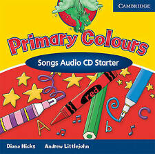 Primary Colours Songs Audio CD Starter, Littlejohn, Andrew, Hicks, Diana, Excell