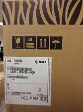 Zebra GX420 DT 203DPI RS232/USB/10/10 EPL II & ZPL II G2 SERIES Printer