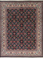 "New Fine All Over Floral 9x12 Wool Aubusson Oriental Area Rug 11' 9"" x 9' 1"""