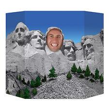 94 cm presidenziale Mountain Photo Prop-USA Decorazione Giorno dell'indipendenza americana