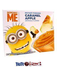 Despicable Me Caramel Apple Instant Pudding 97.3g BB End Aug 19