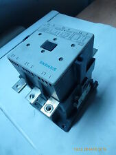 Siemens 3TF56 Contactor - 110V/50Hz 132V/60Hz - Good Used Condition