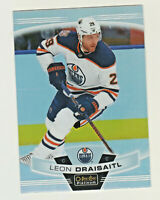 2019-20 OPC Platinum RAINBOW PARALLEL #103 LEON DRAISAITL Edmonton Oilers