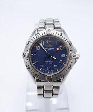 Breitling 1884 Automatik Stahl A 17035 Herren Armbanduhr Uhr + Papiere GH 107015