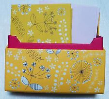 Dandelion Flip Top Note Cards