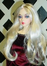 "Doll Wig, Monique Gold ""Pretty Girl"" Size 4 - Bleach Blonde w Brown"