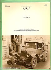 #D107. PICTURE OF MODEL T FORD SYDNEY HARBOUR BRIDGE TOLL BOOTH 1939