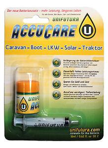 Accucare LKW-Batterie Batteriepulser Bleiakku Aktivator Batterie Refresher
