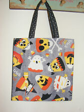 'Ghosts,Ghouls & Witches' Trick or Treat Handmade Halloween Mini Tote/Gift Bag
