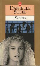 Livre Poche secrets Danielle Steel book