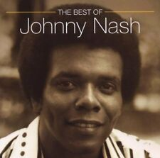 JOHNNY NASH ( NEW SEALED CD ) THE VERY BEST OF / GREATEST HITS COLLECTION