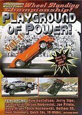 Playground of Power Vol. 1 (DVD, 2005) BRAND NEW!
