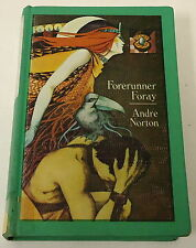 1973 Andre Norton ~ FORERUNNER FORAY ~ 1st Edition