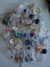 Asst RE-MENT REMEMT Miniatures MIXED LOT Lilo & Stitch Sushi Food pre-2010 SDCC