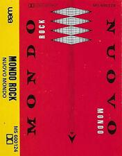 MONDO ROCK NUOVO ROCK CASSETTE ALBUM POP ROCK Australia wea M5 600124